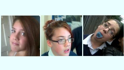 Tia Sharp- the popular schoolgirl from Croydon murdered by her step-grandfather Stuart Hazell. Pics: Tia Sharp's family