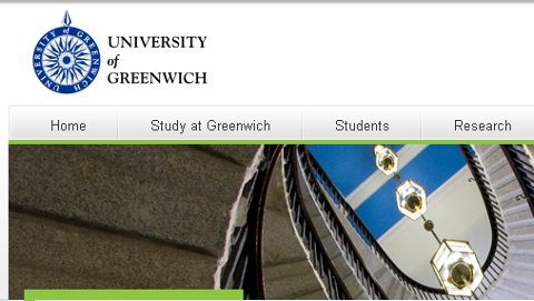 University of Greenwich where Michael Adebolajo had studied for two years.