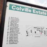 Colville Estate. Pic: ELL