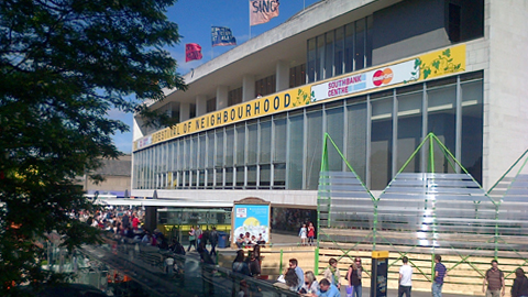 The Festival of Neighbourhood at the Southbank Centre. Pic: ELL