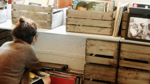Getting in the groove with new vinyl library | Eastlondonlines