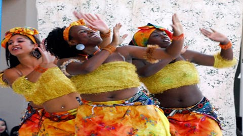 This year's Yoruba Arts Festival celebrates the culture, food and music of south-west Nigeria.