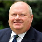 Eric Pickles MP for Brentwood and Ongar, Chairman of the Conservative Party. Pic: Brentwood and Ongar.