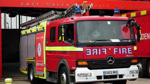 East Greenwich fire station. Photo: kenjonbro.