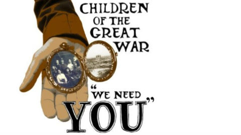Children of the Great War exhibition Pic: Lewisham Library