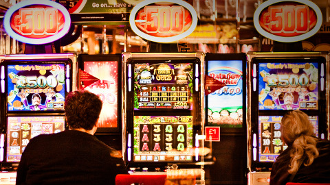 Hackney council supports Campaign for Fairer Gambling. Pic: Garry Knight