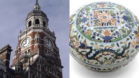 Riesco collection possible sell-off proposed. Pic: Masterclock (left), Riesco (right)