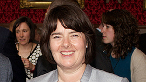 Public Health Minister Jane Ellison. Pic: Carlton Reid
