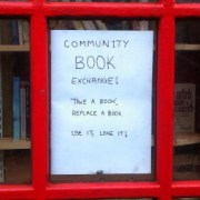 Phonebox library Pic: Chiara Rimella