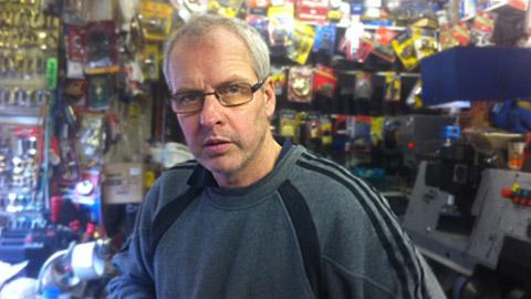 Gerry Mac Sweeney, business owner. Pic: Bunmi Abidogun