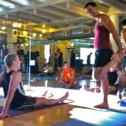 Fitness yoga. Pic: Torbakhopper
