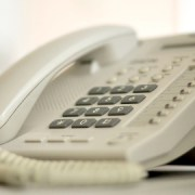 Hoax calls. Pic: Karolina Kabat