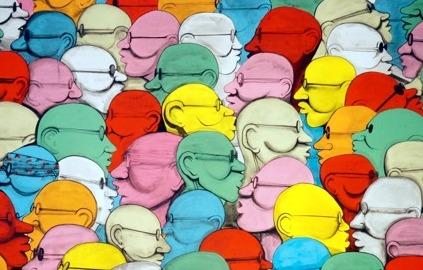 Human Traffic by RUN Pic: Hang-Up Gallery