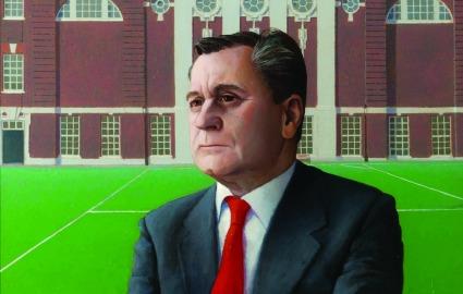 Richard Hoggart Portrait Pic: Goldsmiths College