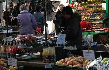 Broadway Market Pic: Aidan Brooks