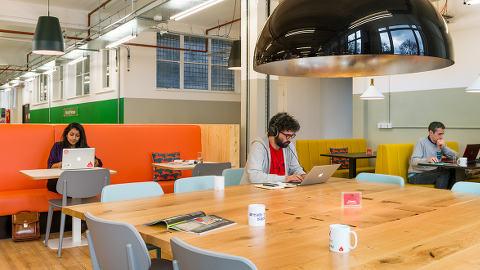 Freelance Workspace Opens In Whitechapel Eastlondonlines