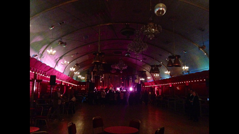 The Rivoli Ballroom
