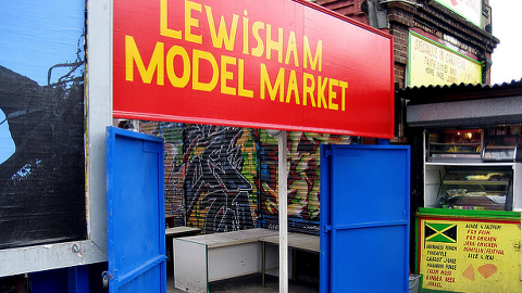 Dalston's Street Feast team to re-open Model Market in Lewisham. Pic: Model Market