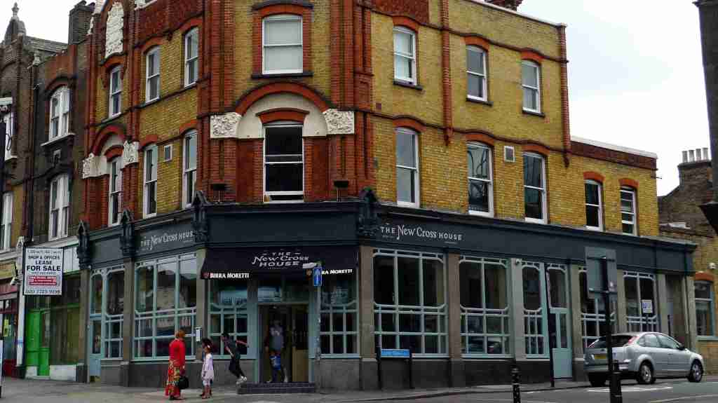 In New Cross, traders are not very worried about students moving home in Summer. Photo: Wikicommons