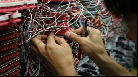 Broadband engineer. Photo: Flickr
