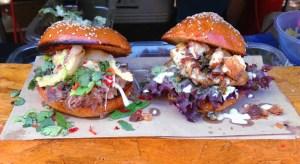 Bill or Beak Burger. Pic: Daniela Paiva