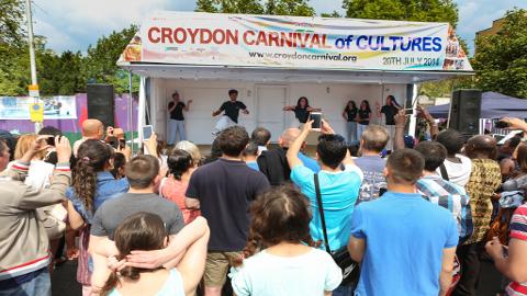 Croydon Carnival Pic:  Lee Townsend/True-Lee Photogenic