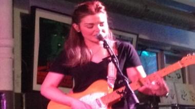 Honeyblood's lead singer, Stina Marie Claire Tweeddale Pic: Daniela Paiva