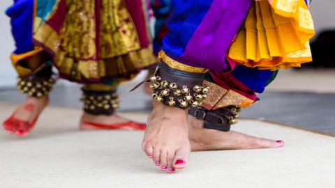 Croydon Carnival dancer Pic: Lee Townsend/True-Lee Photogenic