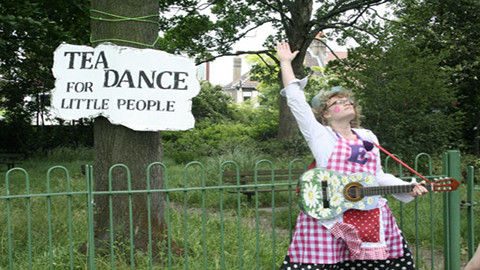 Pic: Tea Dance for Little People