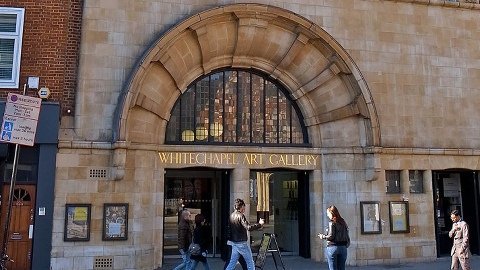 The London Open will be hosted at the Whitechapel Gallery. Pic: George Redgrave