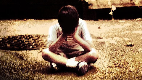 Child Poverty. Pic: Jack Mallon