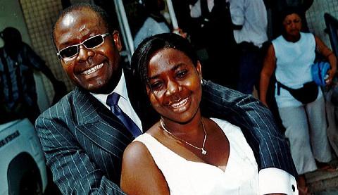 Adeline Keh and Kwaku Keh. Pic: Keh Family