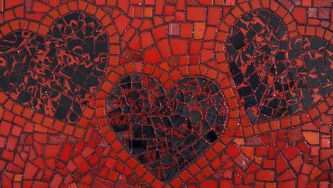 Mosaic at Hackney Mosaic Project. Pic: Hackney Mosaic Project