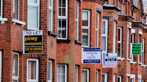 To Let signs. Pic: Geograph
