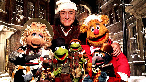 The Muppets Christmas Carol. Pic: Eustace Dauger