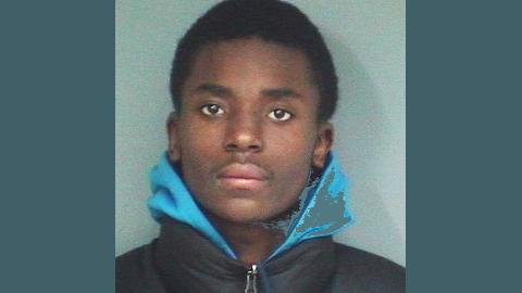 Seventeen-year-old Victim Jeremie Malenge, Pic: Metropolitan Police