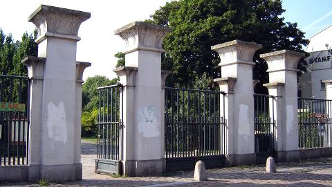 Abney Park Cemetery. Pic: Fin Fahey