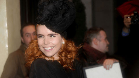 BRIT award winner Paloma Faith  Pic: Wikimedia Commons