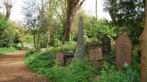 Abney Park Cemetery, Stoke Newington