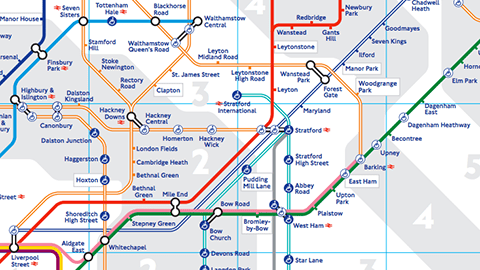 Transport for London is looking at increasing frequencies. Pic: TfL