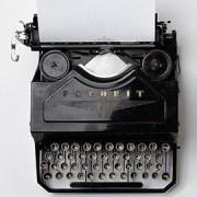 Typewriter. Image by Unsplash.