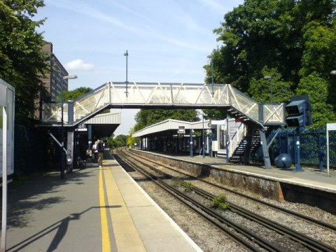 Sidcup train station