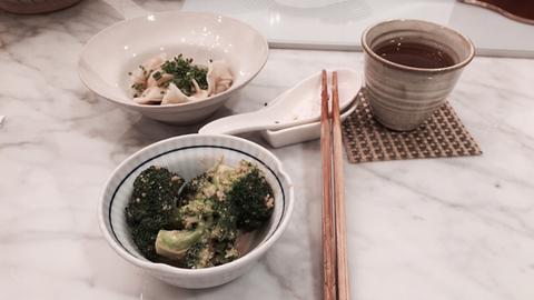 The treats in store at Yuki's Kitchen Pic: Catherine Davies