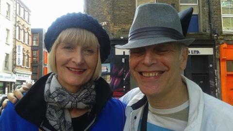 Barry and Ann Thomas. Pic: Claudia Dicarli and Micah Jodhan.