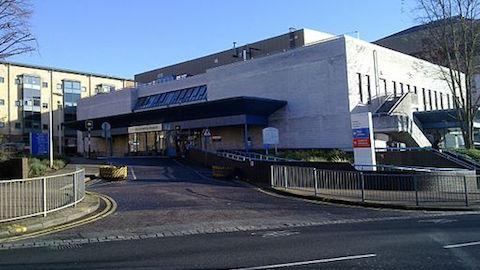 Pic: Croydon University Hospital. Credit: Bob Walker