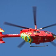 London's Air Ambulance Pic: Tony Hisgett
