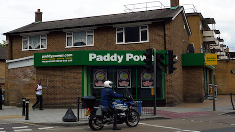 Paddy Power, Deptford.