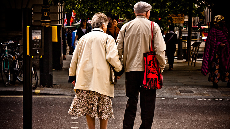 Healthy Life Expectancy in Tower Hamlets is just Pic: Garry Knight