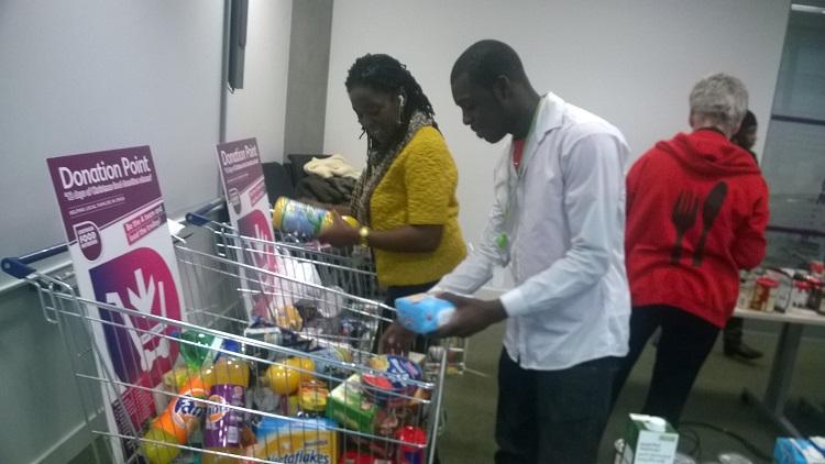 AGJ Croydon food bank1