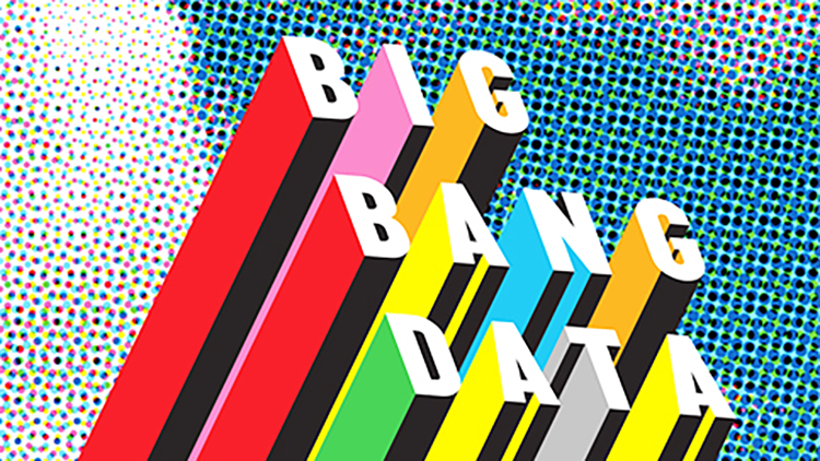 Big Bang Data © Morag Myerscough. Pic: Somerset House